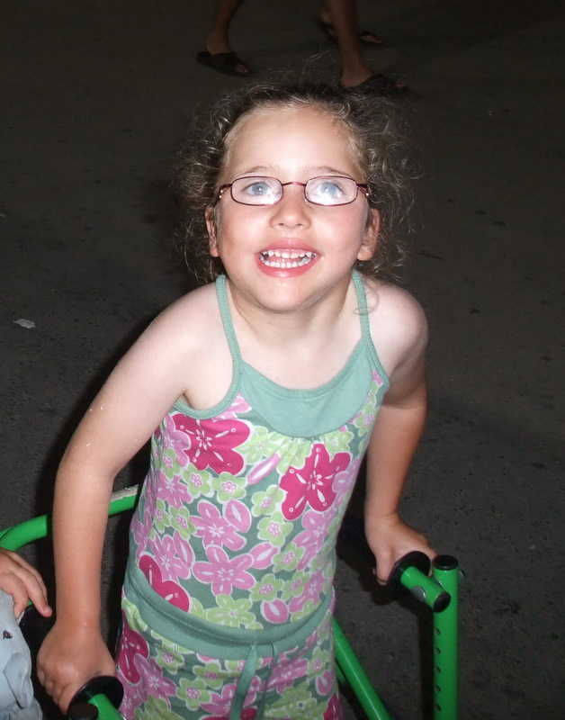 Bella Fund - Helping Bella Walk- SDR - Isabella Mays - BellasFund